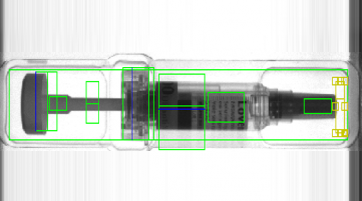 Design and manufacturing of vision control equipment